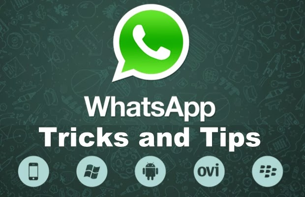 Best Whatsapp Tricks and Tips Secrets