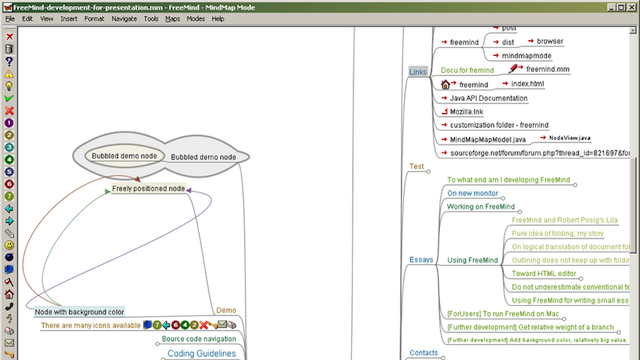 best mind mapping app-free mind