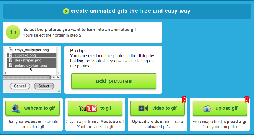 How To Make a GIF From a YouTube Videos Online-1