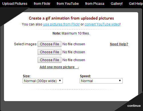 How To Make a GIF From a YouTube Videos Online-4