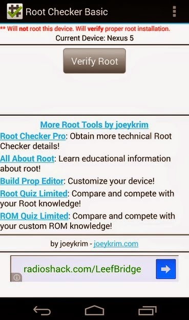 How to Unroot Android Phone-