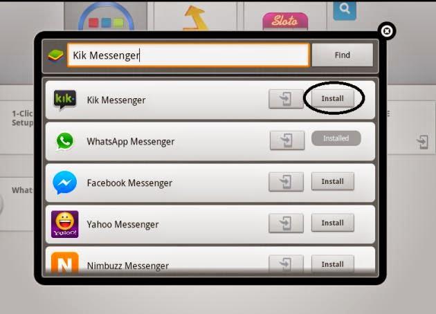 Kik Messenger Download for PC Free -
