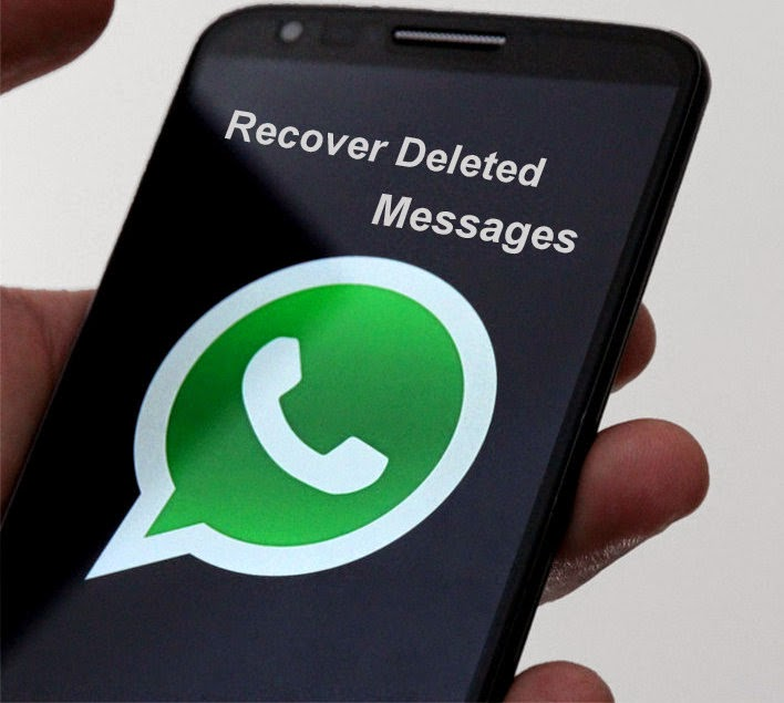 How to Recover Deleted Whatsapp Messages - Simple Way
