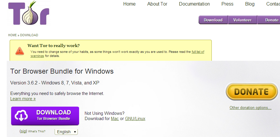 How to Download, Use Tor Browser Free for Windows, Mac PC:Laptop-2