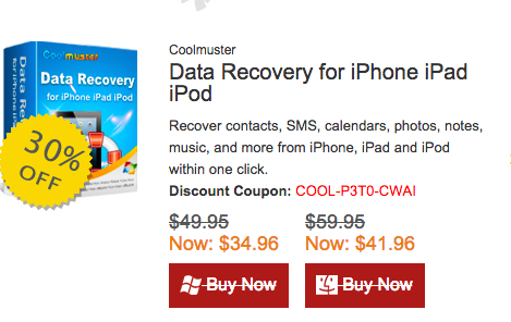 Coolmuster Reveiw- Best Data Recovery Software for iPhone:iPad:iPod-2
