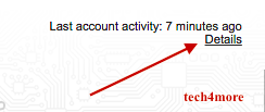 How to Log Out of your Gmail Account Remotely all Session1