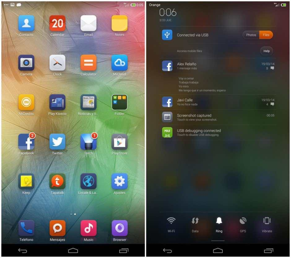 Download Latest Xiaomi's MIUI 6 Launcher APK for All Android
