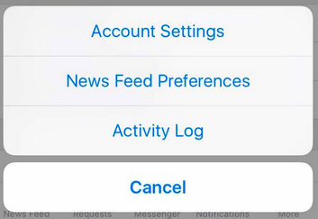 How to Stop Facebook Video Autoplay on iphones