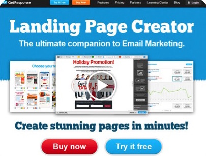 GetResponse VS IM Creator – Detailed Landing Pages Comparison
