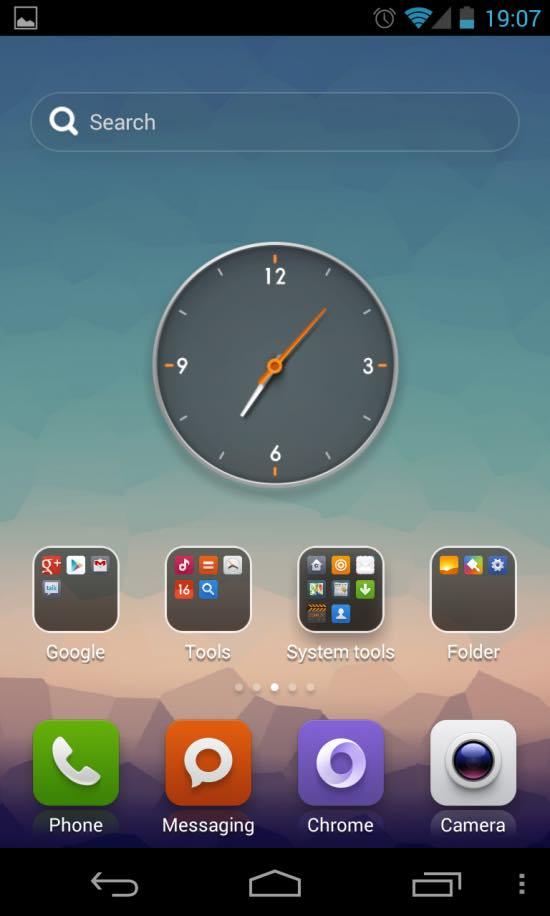 Android Q Launcher Apk